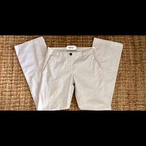 Tommy Hilfiger white pants size 4